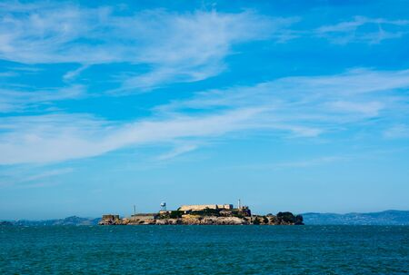 alcatraz: Alcatraz Island in San Francisco California