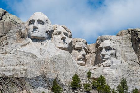 mount jefferson: Mt. Rushmore National Memorial, South Dakota
