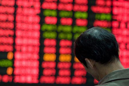 stock ticker board: stock market 10
