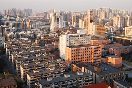 Shanghai view photo