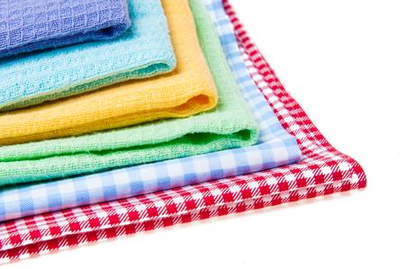 adn: mantel multicolor aislado en blanco, violeta, azul, amarillo, rojo adn