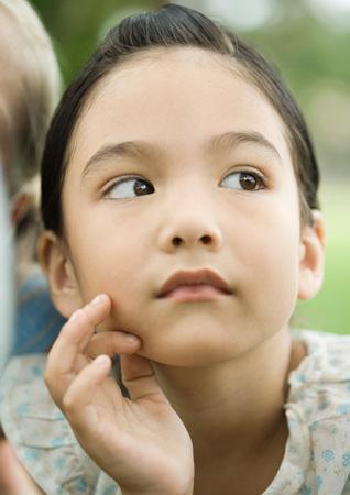 curiousness: Girl, portrait LANG_EVOIMAGES