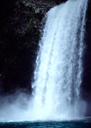 currents: Waterfall