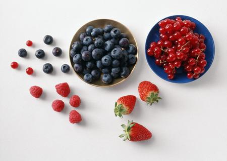 indoor shot: Berries