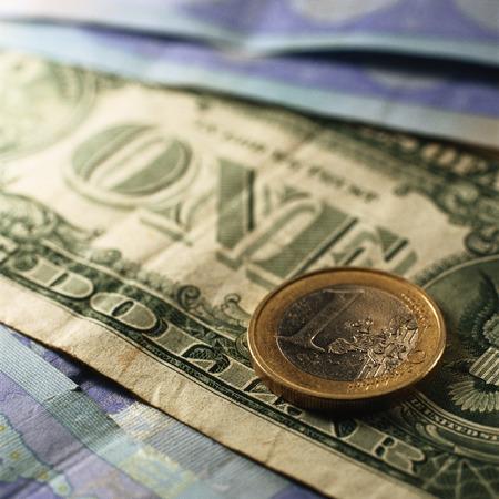 U.S. dollar and Euros