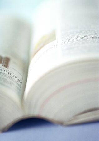 encyclopedic: Encyclopedia, close-up