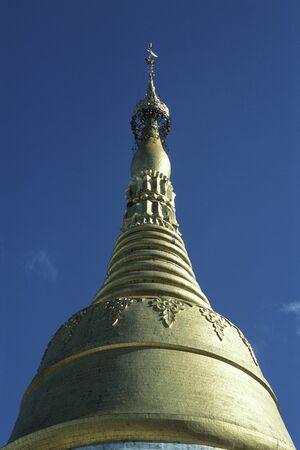 Myanmar (Burma), Yangon (Rangoon), Shwedagon Pagoda