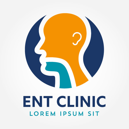 ENT clinic banner.