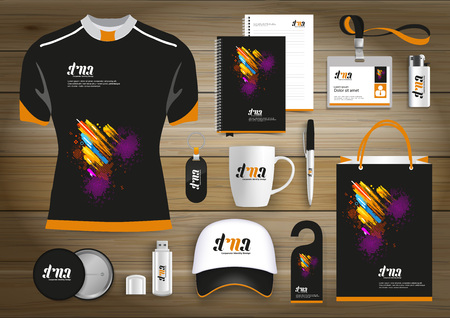 Gift Items business corporate identity Stock fotó - 104669068
