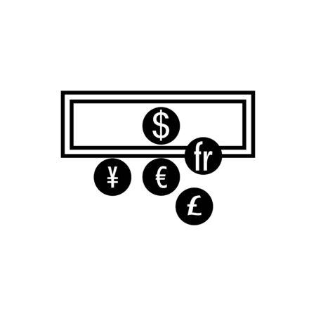 cash money: Money Icon, cash , vector