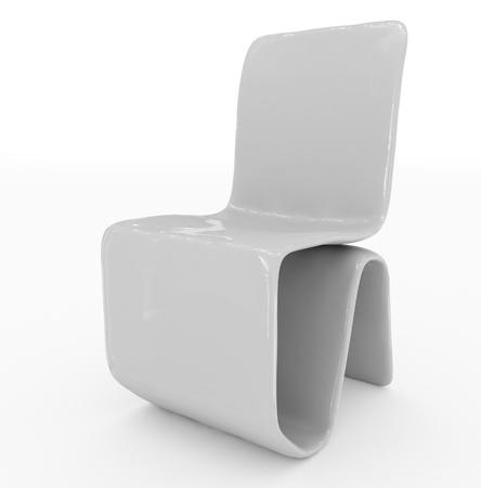 contemporary chair Stock fotó - 14383885