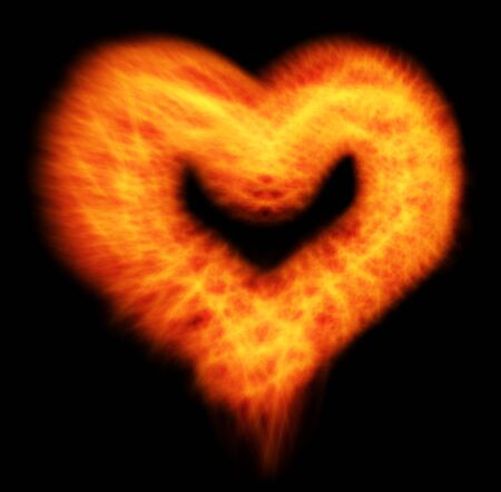 inflamed: inflamed heart