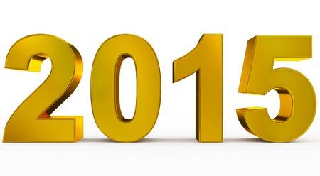Année 2015 Banque d'images - 30136064