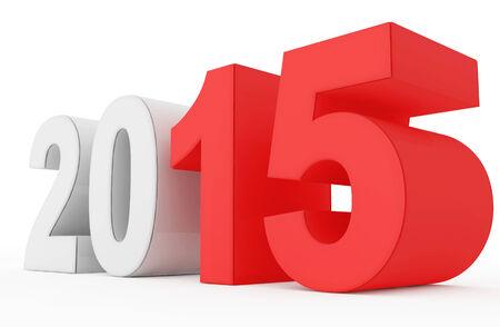 2015 compte Banque d'images - 30855303