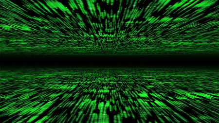 energized: matrix 3d - flying through energized cyberspace, 4k background