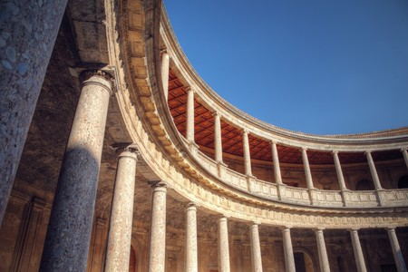 グラナダ: アルハンブラ宮殿, グラナダ, スペインの歴史館