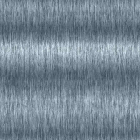 seamless brushed metal texture Stock Photo - 8100964
