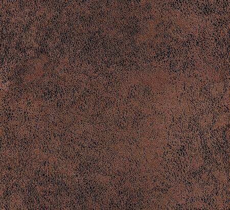 eine nahtlose braun Wildleder-Textur Standard-Bild