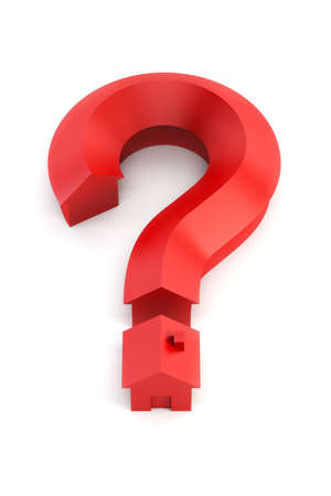 lodging: The house in the form of a question mark