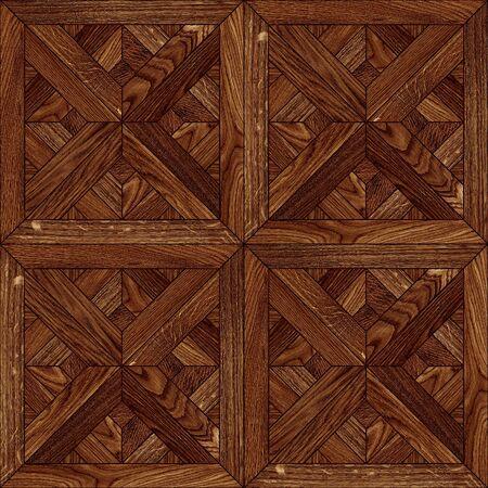 seamless floor wooden checker texture Stock Photo - 9830288