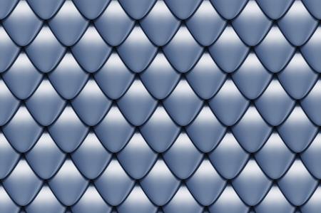 scales of fish: perfecta textura de escamas 3d Foto de archivo