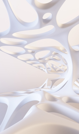 abstract 3d shape
