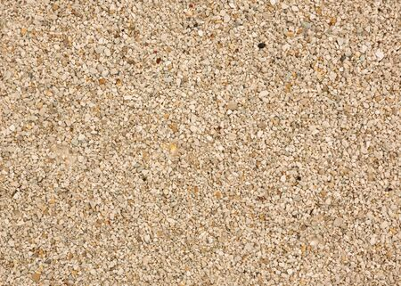 riverbed: seamless texture of sand