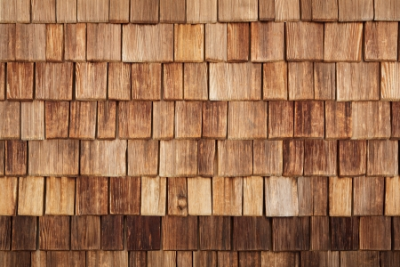 wall covered by wooden tile, texture Stock Photo - 21816656