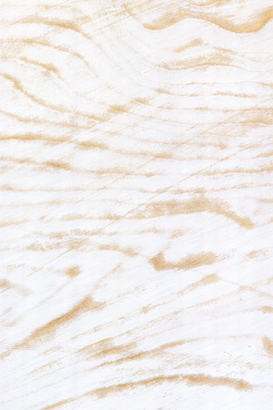 fray: texture of fray out white painted veneer