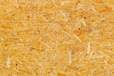 seamless texture of oriented strand board - OSB