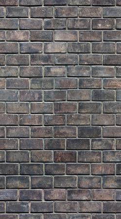 smeary: seamless brick wall texture Stock Photo