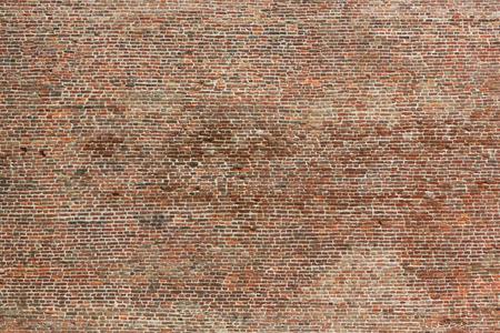 古いレンガの壁のシームレス テクスチャ 写真素材