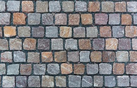 granite: granite pavement