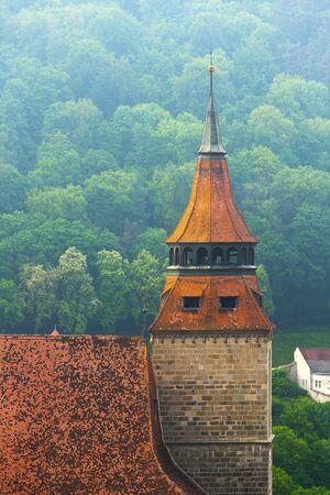 brasov: Black Church in Brasov, Transylvania, Romania