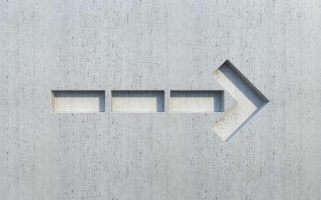 flechas direccion: flecha muestran la dirección