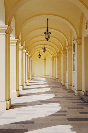 schoenbrunn: Schoenbrunn Palace, Vienna, Austria