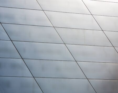 architectural exteriors: architectural abstract Stock Photo