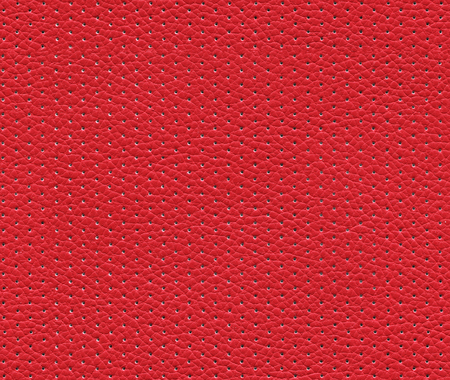 seamless red perforated leather texture