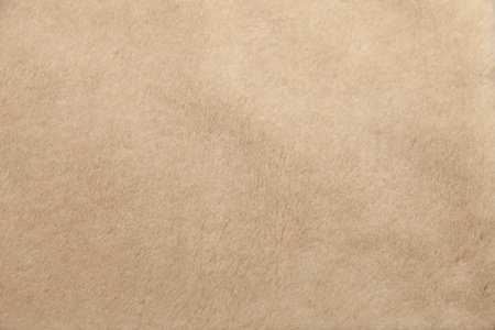 pelt: beige fur which can be used as background  Stock Photo