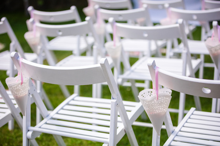 wedding chairs: Chairs for wedding ceremony