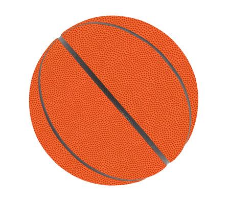 international basketball: Basketball ball Stock Photo