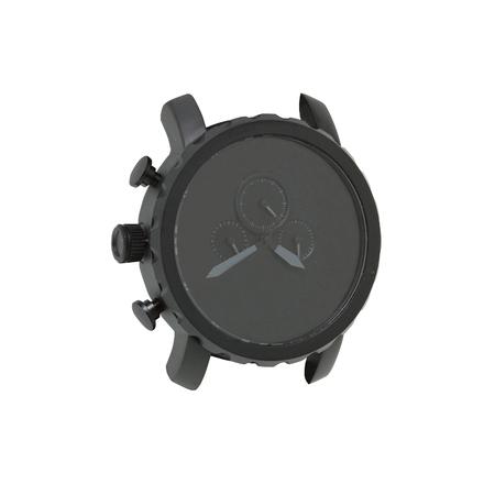 wristlet: Watch isolated on white Stock Photo