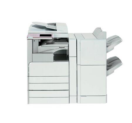 xerox: multifunction laser printer Stock Photo