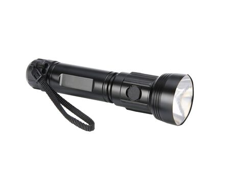flashlight Banque d'images