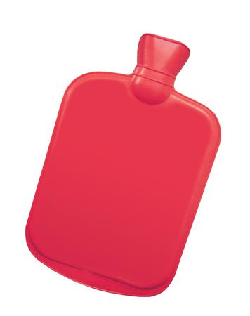 hottie: red rubber hotty
