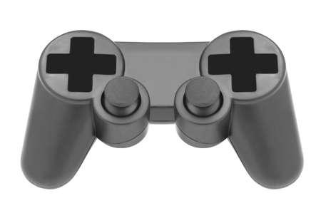 joy pad: gamepad on white background isolated