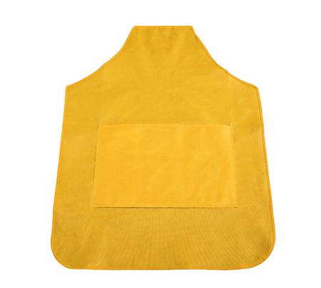 latex: Latex apron. Isolated