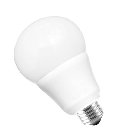 cree: LED light bulb isolated