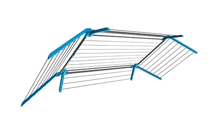 dryer: Clothes rack dryer stand isolated