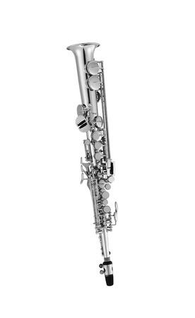 soprano saxophone: Saxofón soprano
